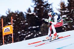 29.12.2017, Stelvio, Bormio, ITA, FIS Weltcup, Ski Alpin, alpine Kombination, Abfahrt, Herren, im Bild Marc Gisin (SUI) // Marc Gisin of Switzerland in action during the downhill competition for the men's Alpine combination of FIS Ski Alpine World Cup at the Stelvio course, Bormio, Italy on 2017/12/29. EXPA Pictures © 2017, PhotoCredit: EXPA/ Johann Groder