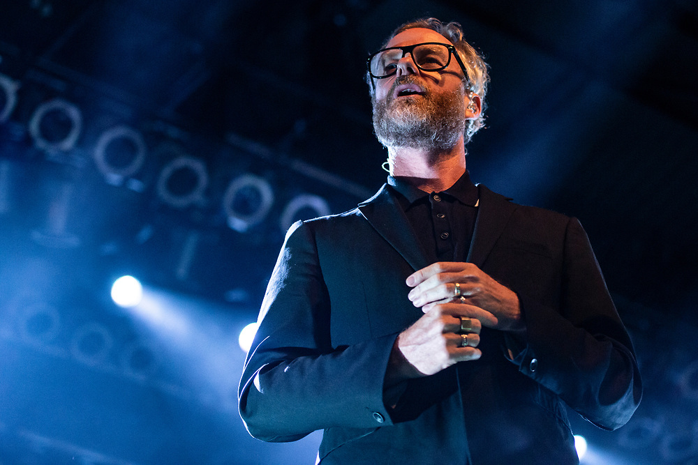 The National performing at Summerfest in Milwaukee, WI on June 30, 2019.