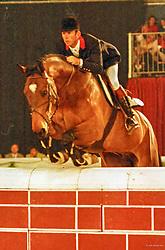 , Monaco - Int. Jumping Monte-Carlo 17.- 19.04.1997, Beaute Fuchsias - Rozier, Philippe