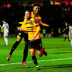 Newport County v Leicester City