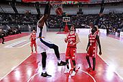 Henry Sims<br /> Virtus Roma - Axpo Legnano<br /> Campionato Basket LNP 2018/2019<br /> Roma 06/01/2019<br /> Foto Gennaro Masi / Ciamillo-Castoria