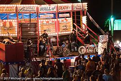 Biketoberfest. Daytona Beach, FL, USA. Saturday October 21, 2017. Photography ©2017 Michael Lichter.