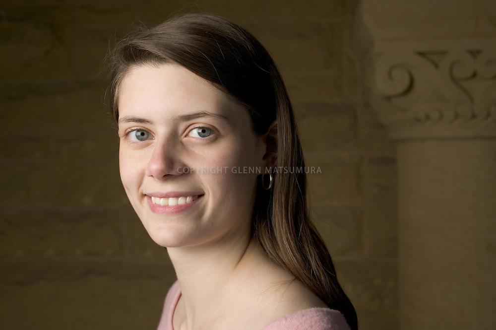 Stanford transfer student: Gillian Gentry