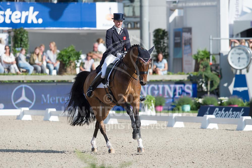 Lara Griffith (GBR) & Rubin Al Asad - Grand Prix Special - CDIO5 Nations Cup  - CHIO Rotterdam 2016 - Kralingse Bos, Rotterdam, Netherlands - 25 June 2016