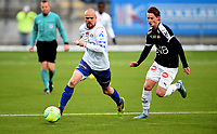 Fotball , 5. mars 2016 , privatkamp<br /> Strømsgodset - Vålerenga 3-3<br /> <br /> Martin Rønning Ovenstad  , SIF<br /> Christian Grindheim , VIF