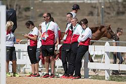 Rigouts Mark, Demeersman Dirk, Laeremans Wendy, BEL<br /> Olympic Games Rio 2016<br /> © Hippo Foto - Dirk Caremans<br /> 11/08/16