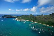 Waimanalo, Makapu Pt., Hawaii Kai, Kahala,Oahu, Hawaii