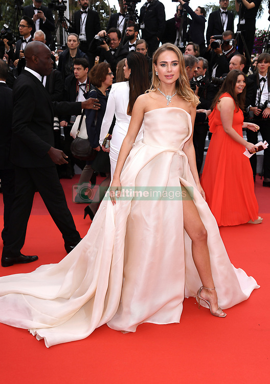 Kimberley Garner attending A Hidden Life Premiere, during the 72nd Cannes Film Festival. Photo credit should read: Doug Peters/EMPICS