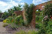 Rickinghall, walled garden