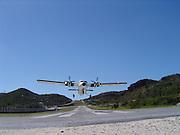 Gustav III Airport, St. Jean, Saint Barthelemy (SBH) St. Barths, FWI