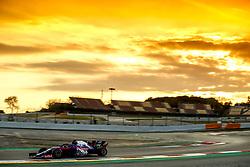 February 19, 2019 - Barcelona, Spain - Motorsports: FIA Formula One World Championship 2019, Test in Barcelona, , #23 Alex Albon (THA Team Torro Rosso) (Credit Image: © Hoch Zwei via ZUMA Wire)