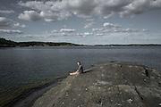 Fjärd utanför Nynäshamn