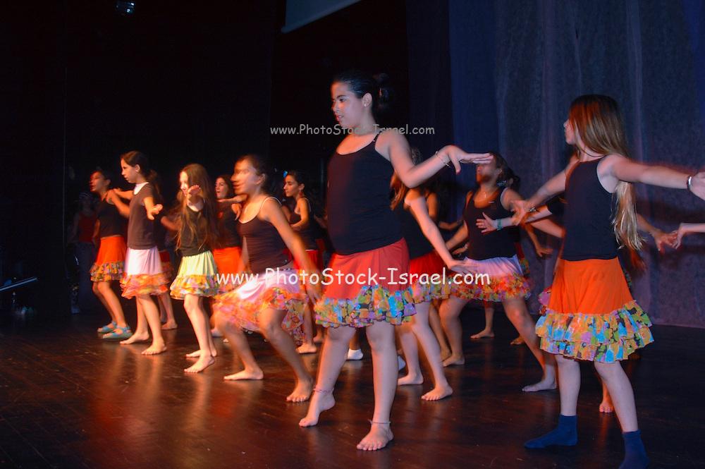 The graduation dance