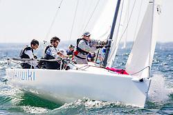 , Travemünder Woche 19. - 28.07.2019, J70 - GER 469 - WIKIWIKI - Eiko POWILLEIT - Yachtclub Berlin-Grünau e. V‰