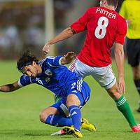 Hungary-Israel Soccer 2012