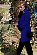 Hare Koninklijke Hoogheid Prinses Margriet heeft in Amsterdam 'Artis in Bloei' ter gelegenheid van het 175-jarig bestaan van Artis gepend.  <br /> <br /> Her Royal Highness Princess Margriet opend in Amsterdam Artis in Bloom 'on the occasion of the 175th anniversary of Artis Zoo Amsterdam.<br /> <br /> Op de foto / On the photo:  Prinses Margriet doopt een speciale jubileumtulp met de naam Tulipa Natura Artis Magistra. ///// Princess Margriet baptizes a special anniversary tulip Tulipa called Natura Artis Magistra.