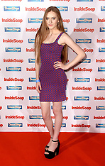 London - Inside Soap Awards 2016 - 03 Oct 2016
