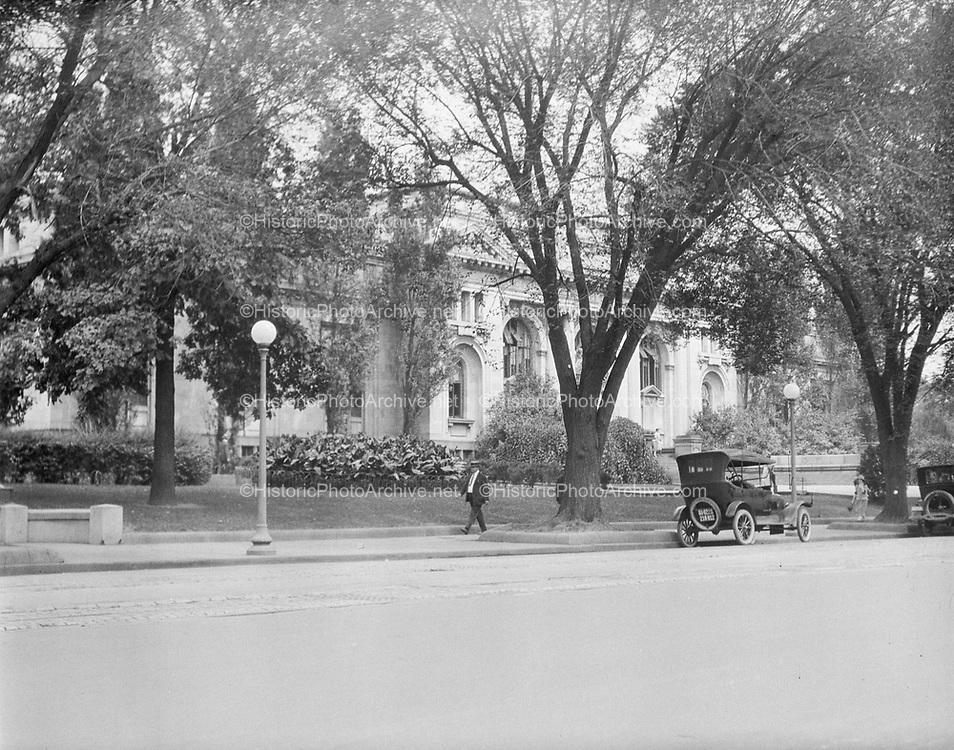 0613-B022. Washington, DC 1922