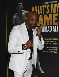 May 8, 2019 - Los Angeles, California, USA - 08, May 2019 - Pasadena, California. Darrin Hewitt Henson attends 'What's My Name | Muhammad Ali' HBO Documentary Premiere at Regal Cinemas LA LIVE 14 in Los Angeles, California. (Credit Image: © Billy Bennight/ZUMA Wire)