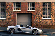 The McLaren MP412C Spider with McLaren Special Operations carbon fibre kit shot on location for Crossley & Webb, South African license holders for the Ecurie25 Super Car Club Commercial photography commissioned to Beadle Photo by international brands