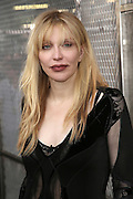 COURTNEY LOVE - GIVENCHY MEN CELEBRITIES AT THE PARADE - SPRING / SUMMER 2016 .<br /> ©Exclusivepix Media