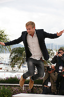 Jérémie Renier at the Elefante Blanco film photocall at the 65th Cannes Film Festival. Monday 21st May 2012 in Cannes Film Festival, France.