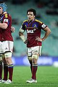 Nasi Manu. NSW Waratahs v Otago Highlanders. Investec Super Rugby Round 17 Match, 11 June 2011. Sydney Football Stadium, Australia. Photo: Clay Cross / photosport.co.nz