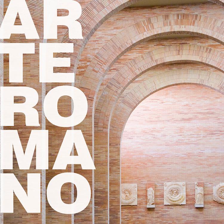Museo Nacional de Arte Romano. Merida. Rafael Moneo Architect