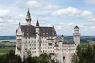 Hohenschwangau, Neuschwanstein Castles