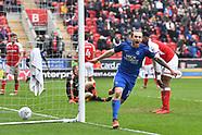 Rotherham United v Peterborough United 300318