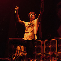 Bring Me The Horizon performing live at Manchester Central, Manchester, 2011-11-06