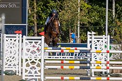 Blommaert Laura, BEL, Nikita Eindeken Z<br /> Belgian Championship 6 years old horses<br /> SenTower Park - Opglabbeek 2020<br /> © Hippo Foto - Dirk Caremans<br />  13/09/2020