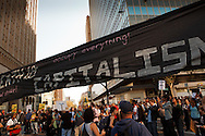 On November 2, 2011,  Occupy Oakland held a General Strike. Several thousand Occupy Oakland protesters marched to the Oakland Port in the afternoon and shut down the nation's fifth busiest port. Occupy Oakland is one of the few hundred United States cities that participate in the Occupy Wall Street movement that started in New York's Zuccotti Park.