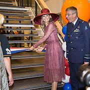 NLD/Utrecht/20190619 - Maxima heropent Centraal Militair Hospitaal, Koningin Maxima heropent het ziekenhuis