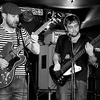 Blunderbuss Benefit performing live at Moho Live, Manchester, UK, 2010-10-29