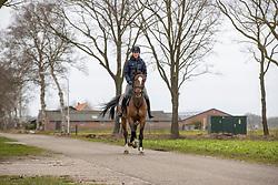 Bijl Larissa, NED, I'm the next be gentle<br /> Stal Knijnenburg - Deurne 2021<br /> © Hippo Foto - Dirk Caremans<br /> 21/03/2021