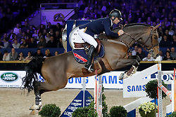 Lynch Denis, (IRL), All Star<br /> Longines FEI World Cup presented by Land Rover<br /> Vlaanderens Kerstjumping Memorial Eric Wauters<br /> © Dirk Caremans<br /> 27/12/2016