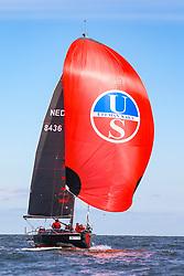 , Kiel - Kieler Woche 17. - 25.06.2017, ORC 3 - Saffier 36R - NED 8436 - Dennis Hennevanger