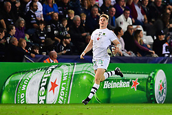 Clermont Auvergne's David Strettle - Mandatory by-line: Craig Thomas/JMP - 15/10/2017 - RUGBY - Liberty Stadium - Swansea, Wales - Ospreys Rugby v Clermont Auvergne - European Rugby Champions Cup