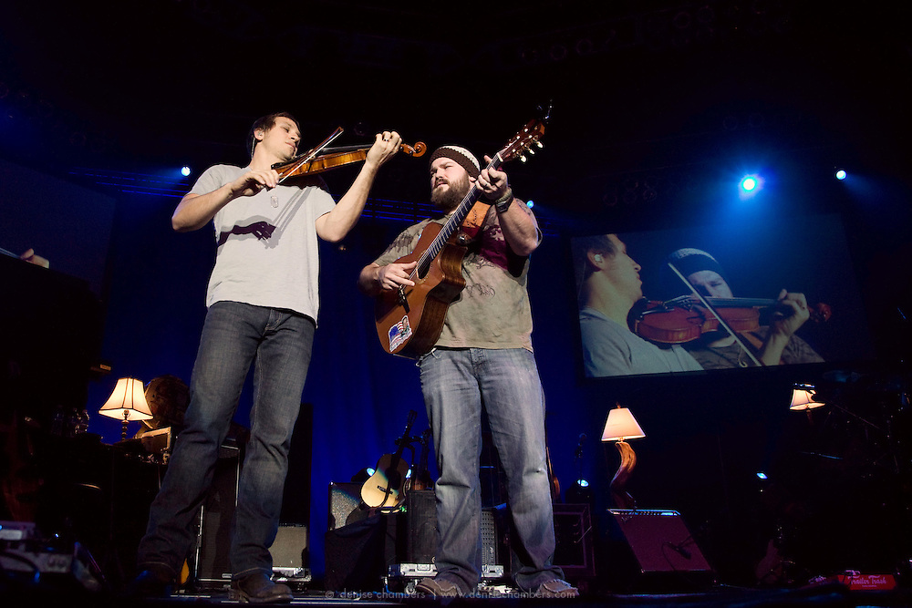 Zac Brown's Breaking Southern Ground Tour