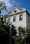 Vitoria_ES, Brasil...Fachada da igreja de Sao Goncalo em Vitoria, Espirito Santo...Sao Goncalo church in Vitoria, Espirito Santo...Foto: BRUNO MAGALHAES / NITRO