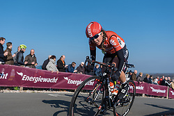 Chantal Hoffmann on the VAMberg  - Drentse 8, a 140km road race starting and finishing in Dwingeloo, on March 13, 2016 in Drenthe, Netherlands.