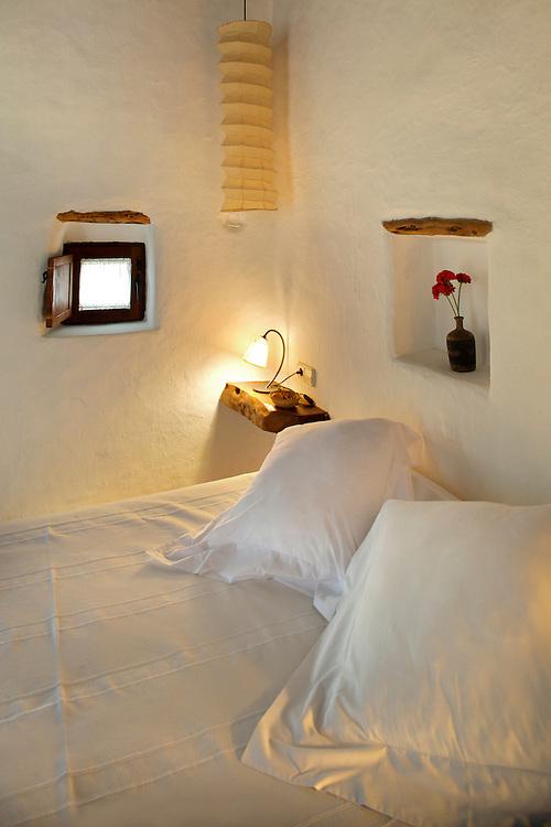 21/Junio/09 Eivissa<br /> Agroturismo Can Escandell. Habitación Es Colomar<br /> <br /> © JOAN COSTA