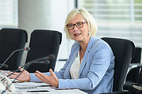 30 AUG 2020, BERLIN/GERMANY:<br /> Dagmar Ziegler, MdB, SPD, Paul-Loebe-Haus, Deutscher Bundestag<br /> IMAGE: 20200830-01-078