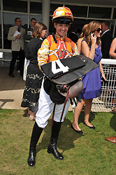 KATE REARDON at the 3rd day of the 2011 Glorious Goodwood Racing Festival - Ladies Day at Goodwood Racecourse, West Sussex on 28th July 2011.