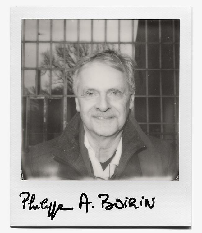 Farewell to New York: Philippe Boirin