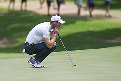 May 25, 2019 - Fort Worth, TX, U.S. - FORT WORTH, TX - MAY 25: Martin Kaymer looks over the 5th green during the third round of the Charles Schwab Challenge on May 25, 2019 at Colonial Country Club in Fort Worth, TX. (Photo by George Walker/Icon Sportswire) (Credit Image: © George Walker/Icon SMI via ZUMA Press)