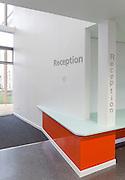 reception at lister hospital, hertfordshire
