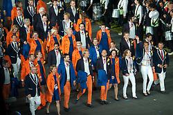 Openingsceremony<br /> Olympic Games London 2012<br /> © Hippo Foto - Jon Stroud