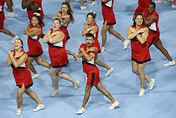 August 6, 2018 - Paris, FRANCE - San Francisco Team Cheerleaders (Credit Image: © Panoramic via ZUMA Press)